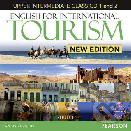 English for International Tourism - Upper Intermediate Class CD (2) - Peter Strutt