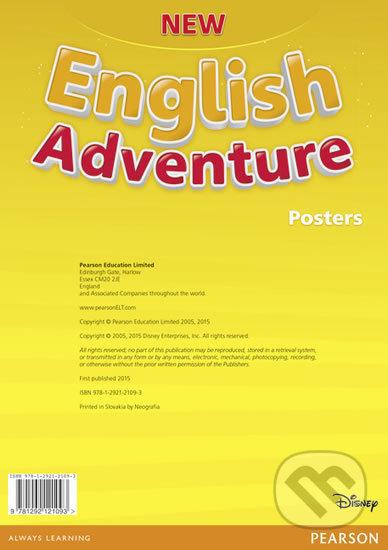 New English Adventure - Starter B Posters -