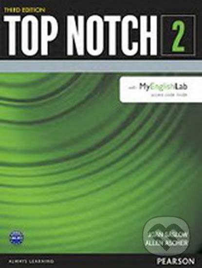 Top Notch 2 - Audio CD - M. Joan Saslow