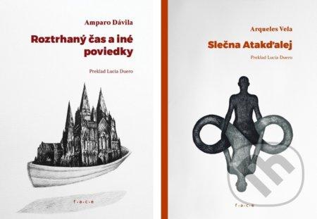 Fatimma.cz Roztrhaný čas a iné poviedky + Slečna Atakďalej (kolekcia) Image