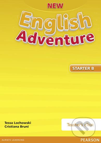 New English Adventure - Starter - Teacher´s eText - Cristiana Bruni, Tessa Lochowski