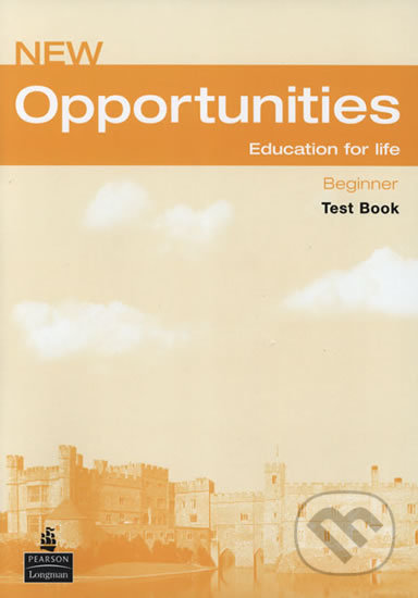 New Opportunities - Beginner - Test CD Pack - Pearson
