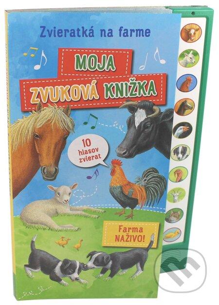 Fatimma.cz Zvieratká na farme - Moja zvuková knižka Image