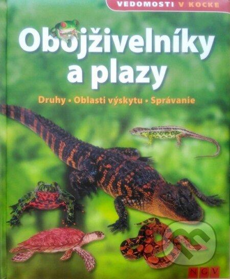 Interdrought2020.com Obojživelníky a plazy - Vedomosti v kocke Image