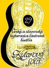 Česká a slovenská kytarová a loutnová hudba - Jiří Jirmal