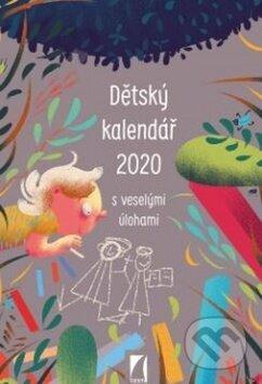 Dětský kalendář 2020 - nástěnný kalendář - Peter Ličko