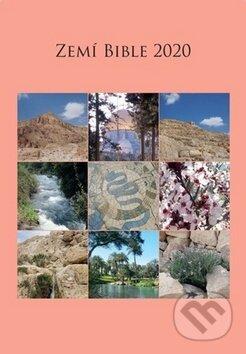 Zemí Bible 2020 - nástěnný kalendář 2020 - Česká biblická společnost