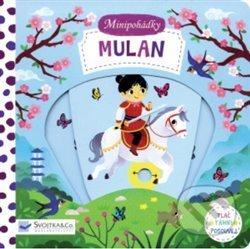 Newdawn.it Minipohádky Mulan Image