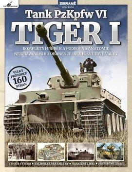 Tank PzKpfw VI TIGER I - Extra Publishing