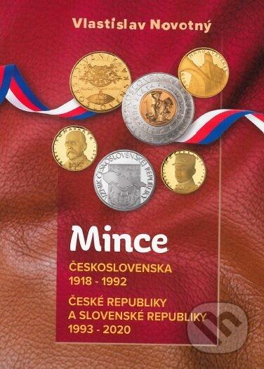 Mince Československa 1918-1992, České republiky a Slovenské republiky 1993-2020 - Vlastislav Novotný