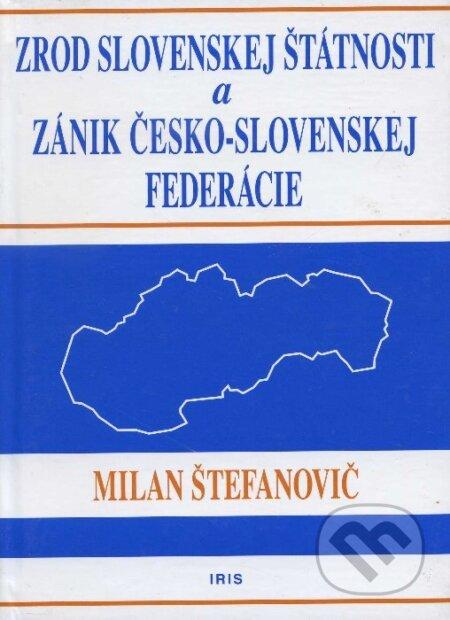 Fatimma.cz Zrod slovenskej štátnosti a zánik česko-slovenskej federácie Image