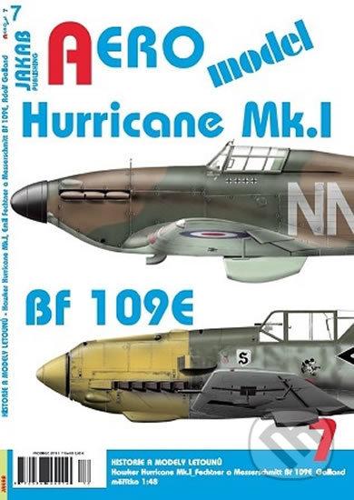 AEROmodel 7 - Hawker Hurricane Mk.I, Bf 109E - Jakab