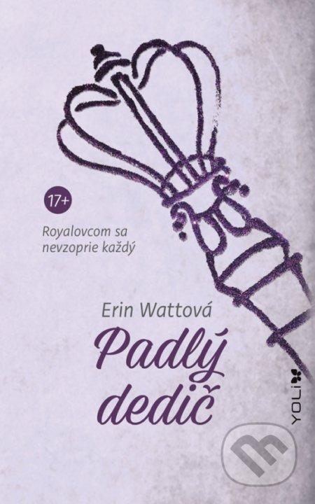 Padlý dedič - Erin Watt