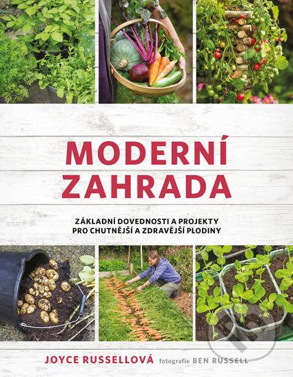 Fatimma.cz Moderní zahrada Image