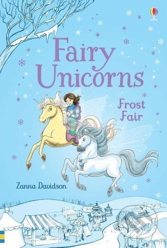 Fairy Unicorns Frost Fair - Zanna Davidson, Nuno Alexandre Vieira(ilustrácie)