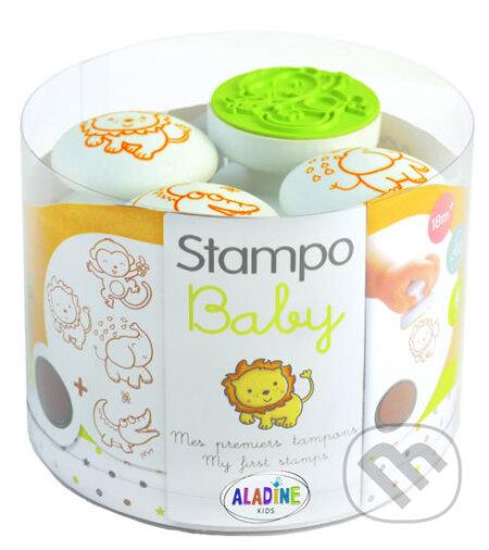 Razítka Stampo baby - Safari - Aladine