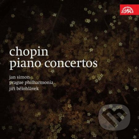 Klavírní koncerty - Frederick Chopin