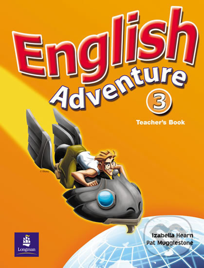 English Adventure 3 - Teacher´s Book - Izabella Hearn