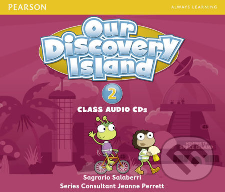 Our Discovery Island - 2 - Scott Thornbury