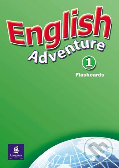 English Adventure 1 - Flashcards - Anne Worrall