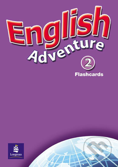 English Adventure 2 - Flashcards - Anne Worrall