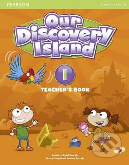 Our Discovery Island - 1 - Linnette Erocak