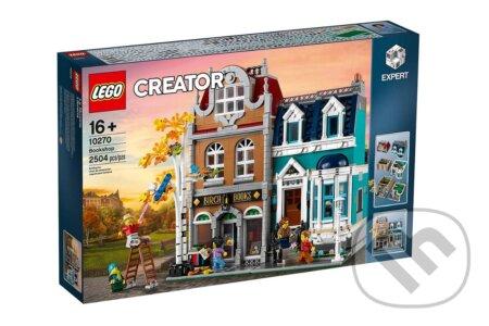 LEGO Creator 10270 LEGO Kníhkupectvo - LEGO