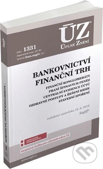 Removu.cz Úplné Znění - 1331: Bankovnictví Image