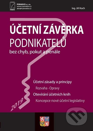 Účetní závěrka podnikatelů za rok 2019 - Poradce s.r.o.