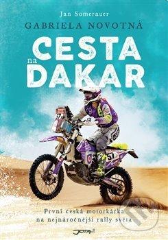 Fatimma.cz Gabriela Novotná: Cesta na Dakar Image