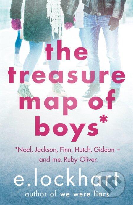 The Treasure Map of Boys - E. Lockhart