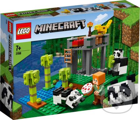 LEGO Minecraft - Škôlka pre pandy - LEGO