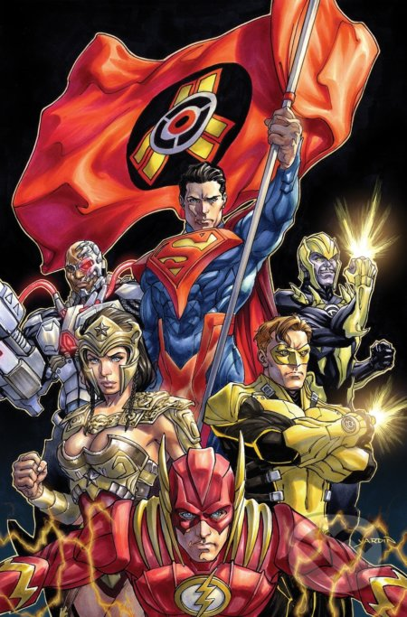 Injustice Gods Among Us Year Five 3 - Brian Buccellato