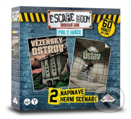 Escape Room mini - ADC BF