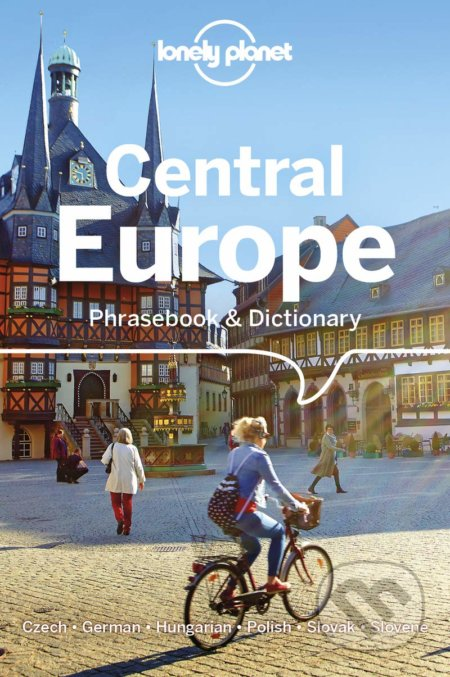 Central Europe Phrasebook & Dictionary 5 - Lonely Planet