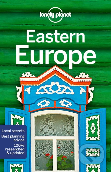 Eastern Europe 15 - Lonely Planet