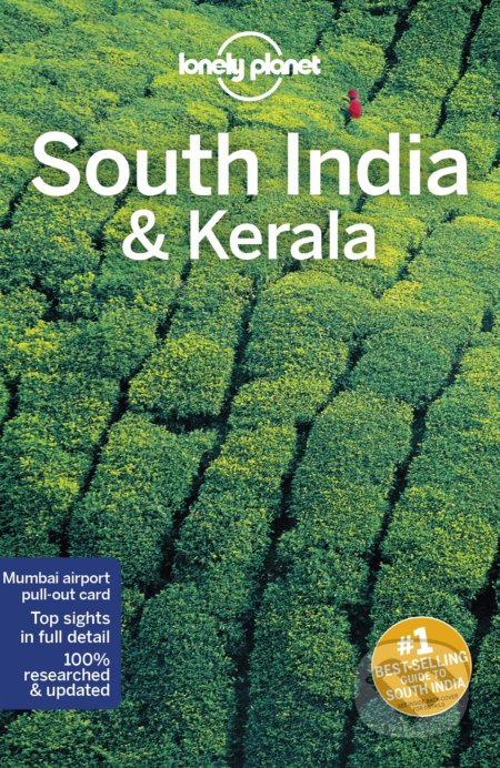 Lonely Planet South India & Kerala - Lonely Planet