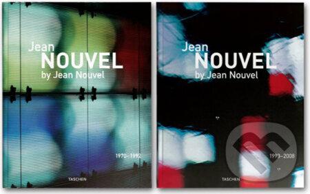 Jean Nouvel by Jean Nouvel, Complete Works 1970-2008 - Philip Jodidio
