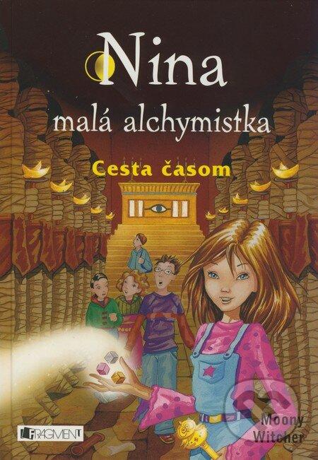 Bthestar.it Nina - malá alchymistka: Cesta časom Image