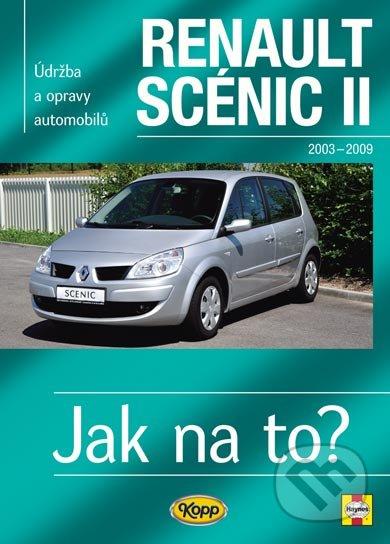 Renault Scénic II 2003 – 2009 - Kopp