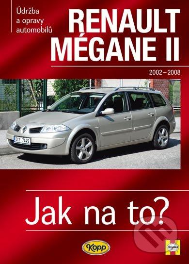Renault Mégane II 2002 – 2008 - Kopp