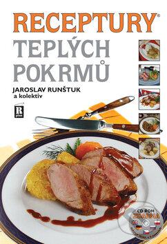 Fatimma.cz Receptury teplých pokrmů + CD Image