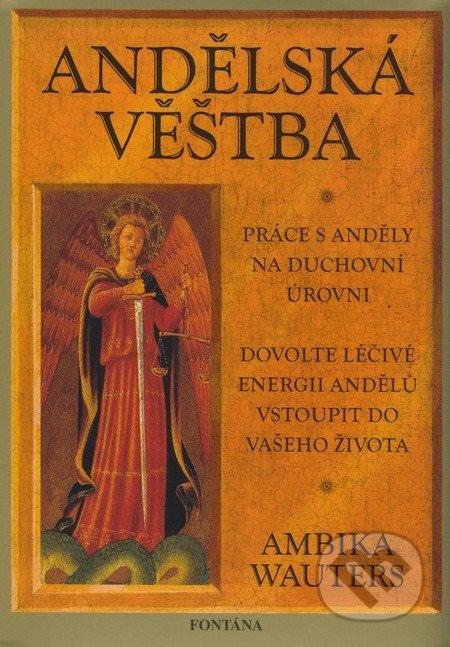 Peticenemocnicesusice.cz Andělská veštba (kniha + karty) Image