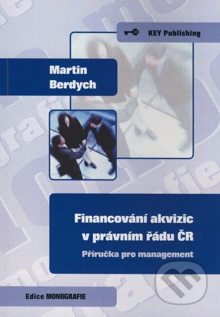 Interdrought2020.com Financování akvizic v právním řádu ČR Image