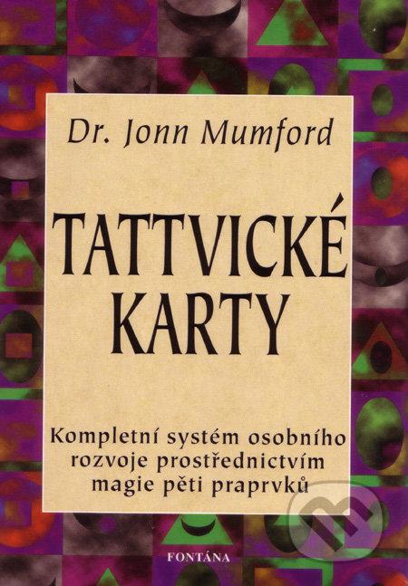 Tattvické karty (kniha a 26 karet) - John Mumford