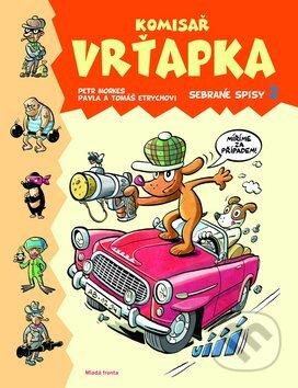 Fatimma.cz Komisař Vrťapka Image