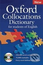 Oxford Collocations Dictionary for Students of English with CD-ROM -
