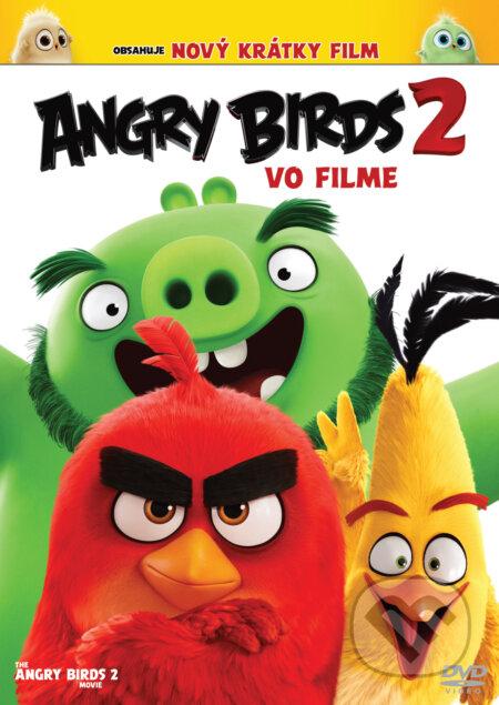 Angry Birds ve filmu 2 DVD