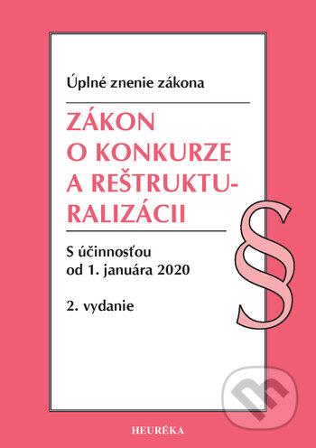 Fatimma.cz Zákon o konkurze a reštrukturalizácii Image