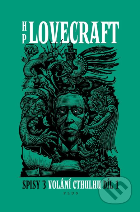 Volání Cthulhu Spisy 3/I - Howard P. Lovecraft